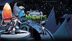 Nnewts books by Doug TenNapel