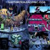 Earthworm Jim The Comic Double page